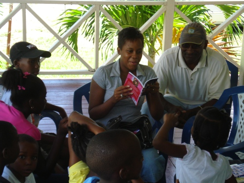 The Cushion Club reading clubs for kids has been doing it and doing it and doing it consistently for 15 or so years. Here local author Floree Williams pays the club a visit.