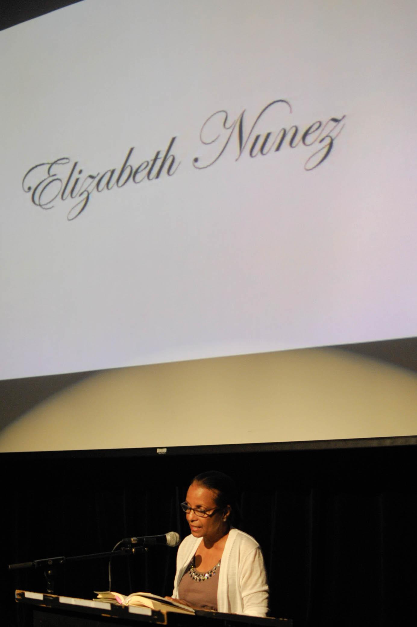 Elizabeth Nunez Reads