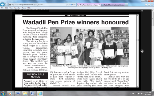 wadadli-pen-in-the-obserever-newspaper