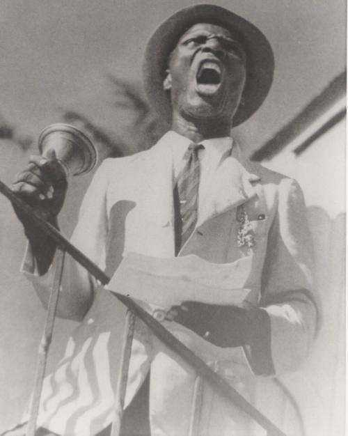 Quarkoo, circa 1942. (Museum of Antigua and Barbuda archival photo)