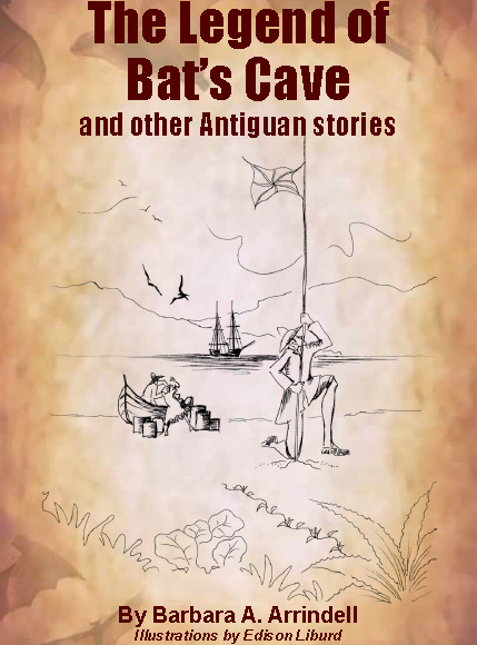 Among the many books produced independently by Antiguans and Barbudans is this book of fictional tales ripped from our folk history by Barbara Arrindell.