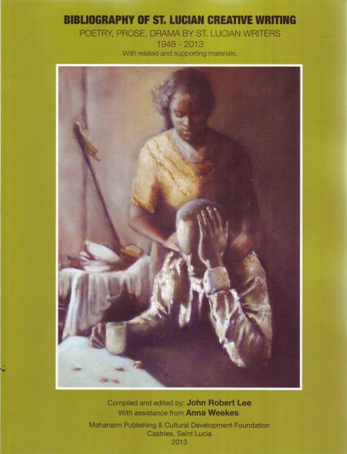 This is a published bibliography of St. Lucia's writers - apart from the listing on this site,  do we have a comparable product out of Antigua and Barbuda?