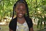 Zion Ebony Williams, 8, Baptist Academy.