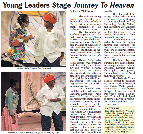 April 10 2006 Daily Observer
