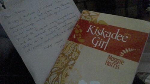 Kiskadee Girl.