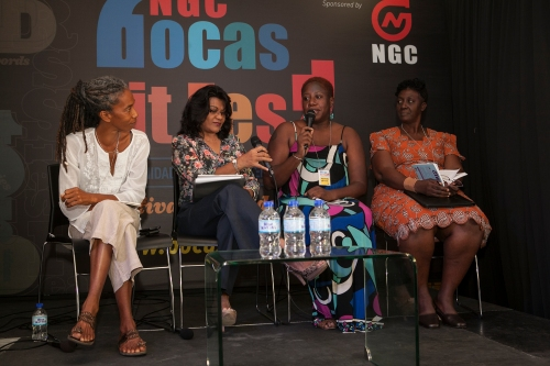 Here I am discussing young adult literature in the Caribbean with other Burt Award finalists. http://www.codecan.org/burt-award-caribbean