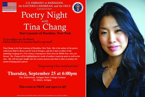 Tina-Chang Antigua