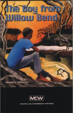 The Boy from Willow Bend first cover