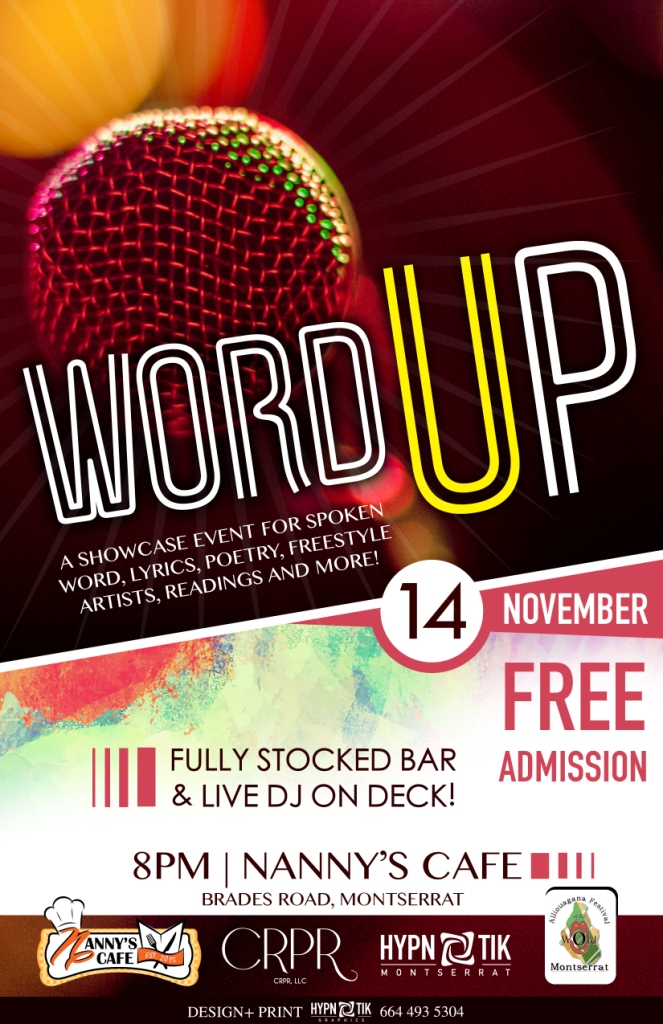 word Photo Flyer