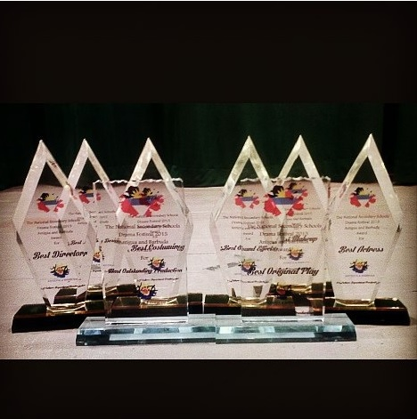 AGHS trophies