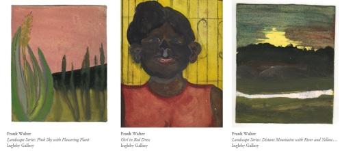 antiguan artist Frank Walter Ingleby Gallery