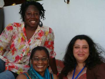 Caribbean Writers Congress with Marin Bethel and Leone Ross 2013