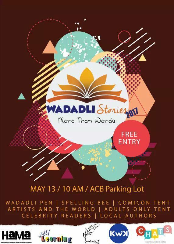 Wadadli Stories flyer