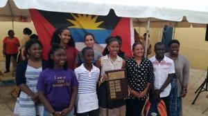 Wadadli Pen winners