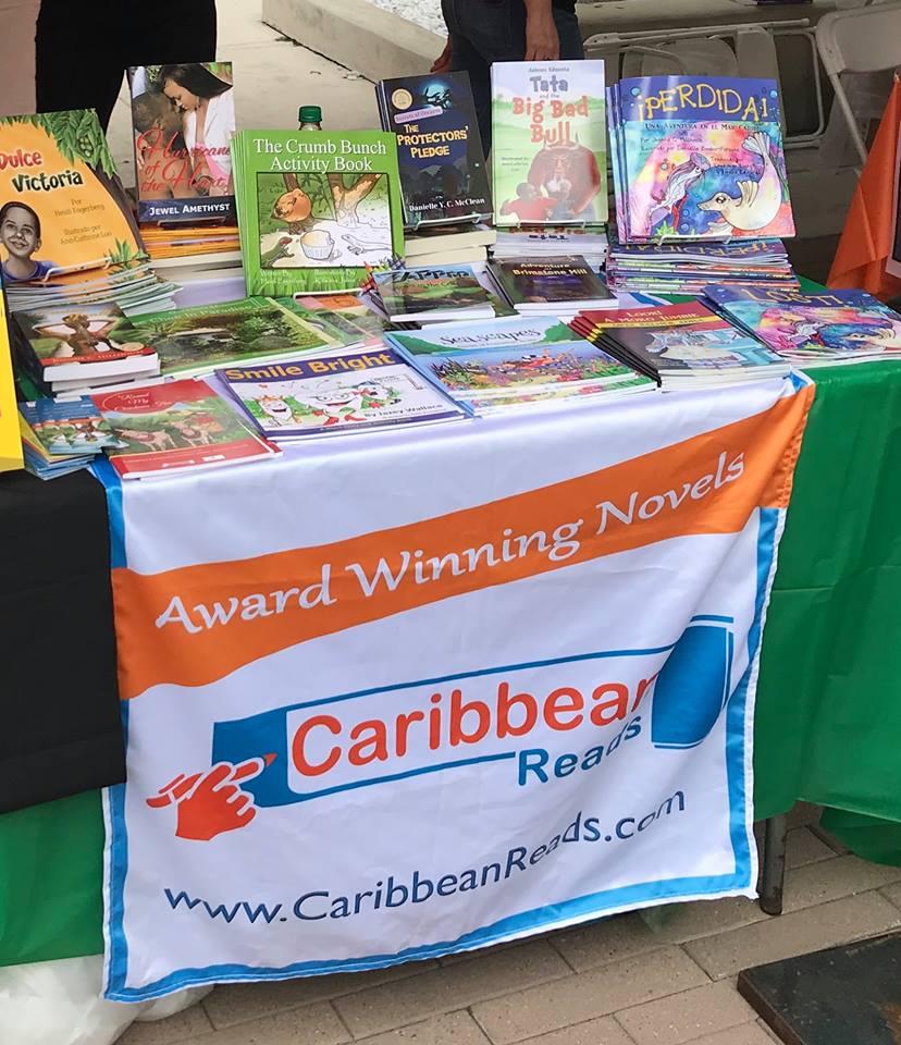 my books at the Fair