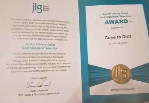 Gone to Drift JLS award cropped